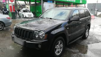 Jeep Grand Cherokee III (WK) 4.7 AT (238 л.с.) 4WD [2007]