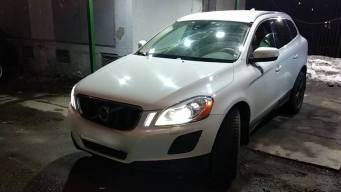 Volvo XC60 I 2.4d AT (163 л.с.) 4WD [2012]