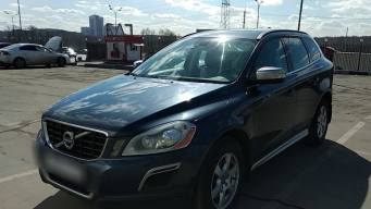 Volvo XC60 I 2.4d AT (205 л.с.) 4WD [2011]