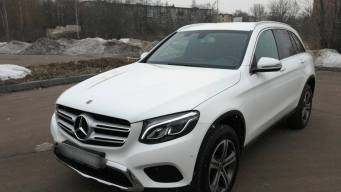 Mercedes-Benz GLC I (X253) в Раменском