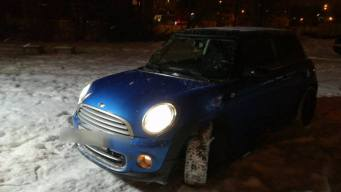 MINI Hatch II