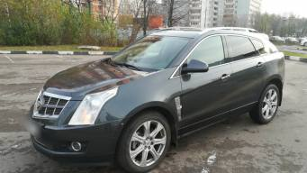 Cadillac SRX II 3.0 AT (271 л.с.) 4WD [2010]