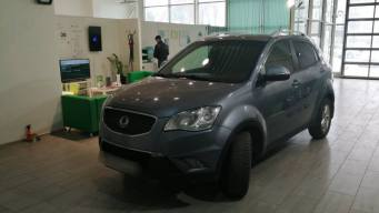 SsangYong Actyon II в Балашихе