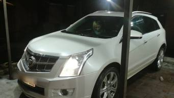 Cadillac SRX II 3.0 AT (265 л.с.) 4WD [2010]