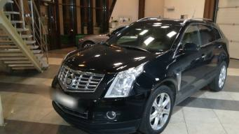 Cadillac SRX II 3.0 AT (249 л.с.) 4WD [2015]