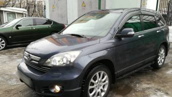 Honda CR-V III 2.4 AT (166 л.с.) 4WD [2008]