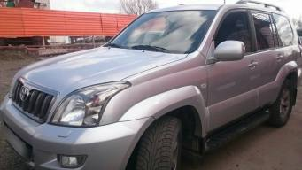 Toyota Land Cruiser Prado 120 Series в Домодедово