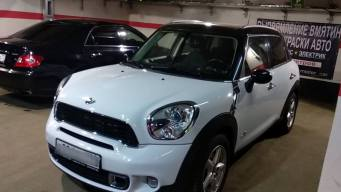 MINI Countryman I Cooper SD 2.0d AT (143 л.с.) 4WD [2011]