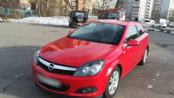 Opel Astra H 1.8 AT (140 л.с.) [2007]