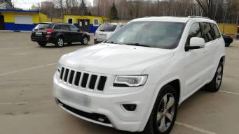 Jeep Grand Cherokee IV (WK2) в Домодедово