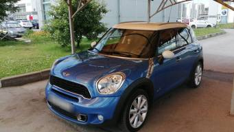 MINI Countryman I Cooper S 1.6 AT (184 л.с.) 4WD [2013]