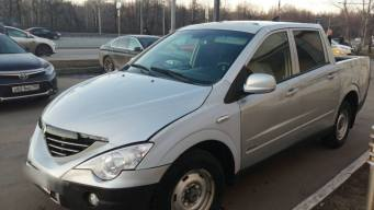 SsangYong Actyon Sports I в Электростали