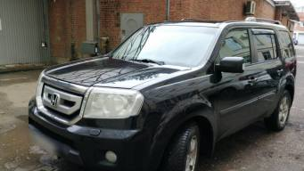 Honda Pilot II 3.5 AT (257 л.с.) 4WD [2008] в Яхроме