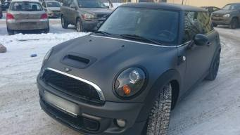 MINI Coupe I