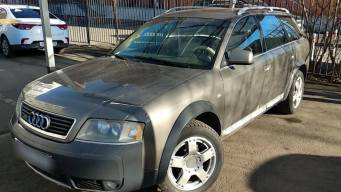 Audi A6 allroad I (C5) 2.7 AT (250 л.с.) 4WD [2003] в Чехове