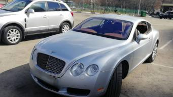 Bentley Continental GT I в Домодедово