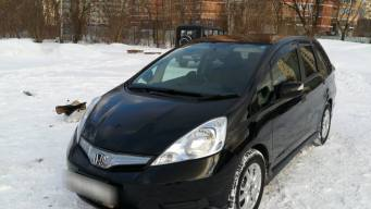 Honda Fit Shuttle I