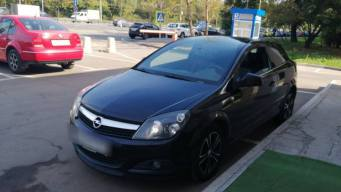 Opel Astra H 1.8 AT (140 л.с.) [2010]